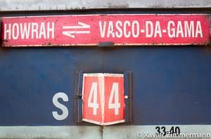 Howrah-Vasco express...